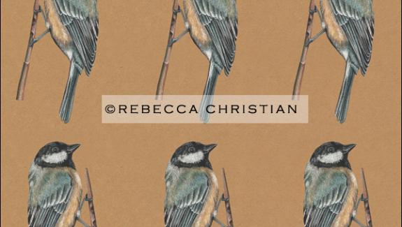 Bird Pattern Design